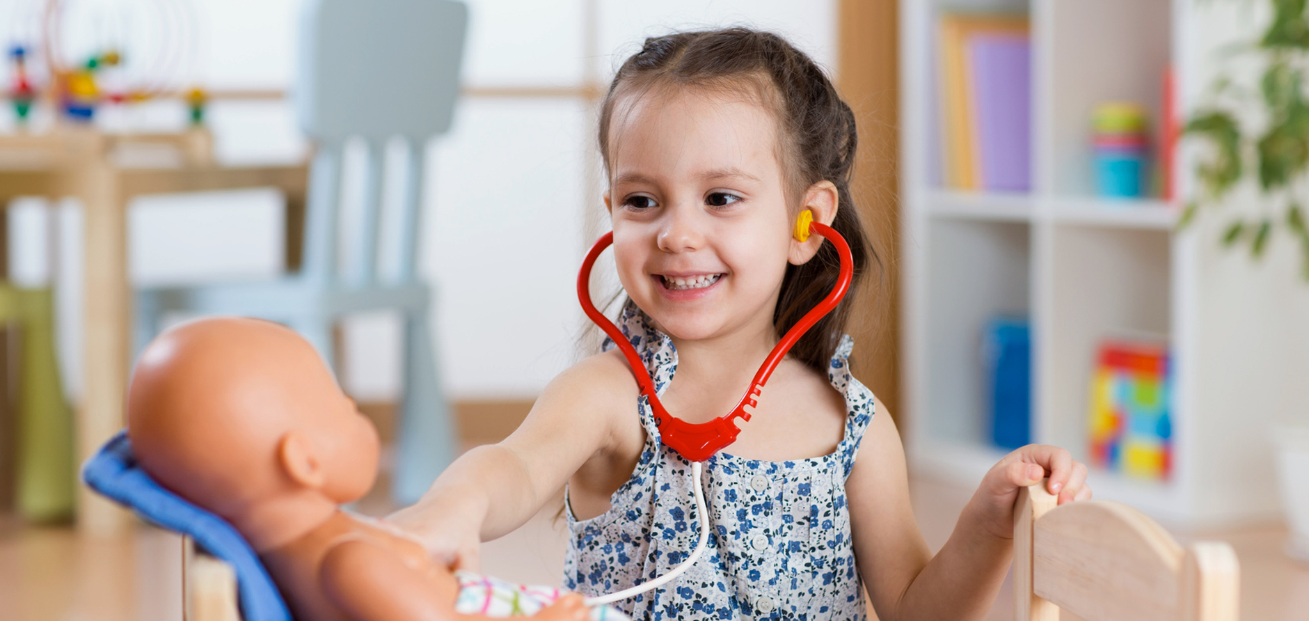 Vorsorgeuntersuchungen und Imfungen für unsere kleinen und großen Patienten.