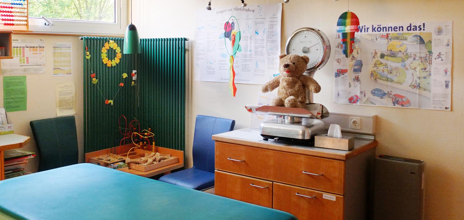 Allgemeinmedizin und Sozialpädagogik für Kinder und Jugendliche